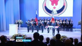 Александр Бречалов официально вступил в должность Главы Удмуртии