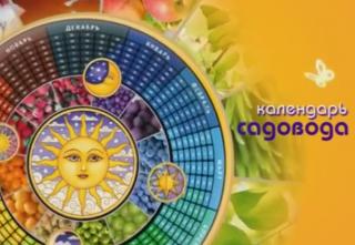 """""""Календарь садовода"""" от 15.04.17"""
