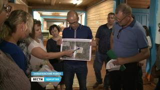 """В следующем году в селе Постол планируют ввести в строй новый комплекс """"Школа-детсад"""""""