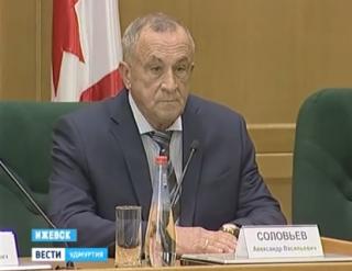 Михаил Бабич представил в Ижевске врио главы Удмуртии